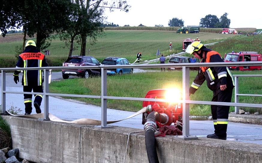 gemeinschafts bung in parschalling mit ber 20 aktiven - Feuerwehrubungen Beispiele